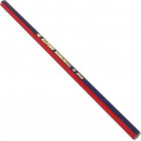 Lápiz bicolor Rojo Azul Alpino Memorial