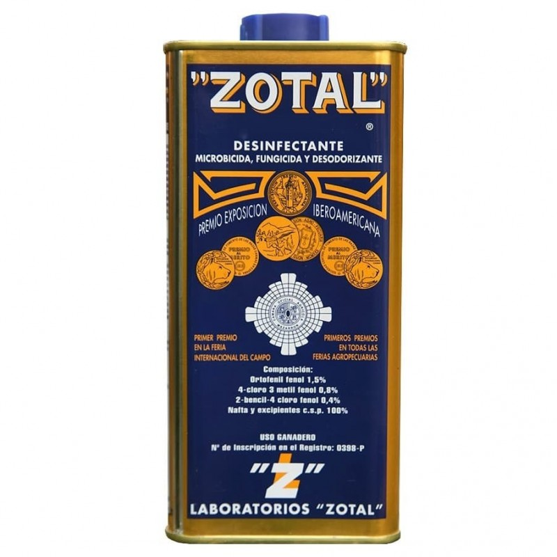 Desinfectante ZOTAL