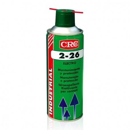 Lubricante Electro 2-26 CRC Equipos eléctricos