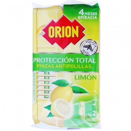 Pinzas Antipolillas Orion