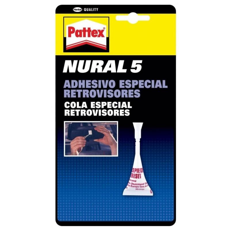 Nural 5 Adhesivo Retrovisores