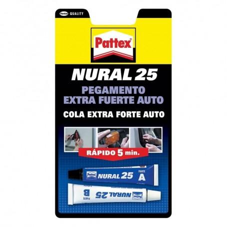 Nural 25 Adhesivo Extra fuerte Auto