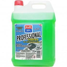 Líquido Anticongelante Refrigerante 5 litros Krafft, líquido anticorrosivo, refrigerante y anticongelante para coches