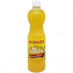 Jabón Líquido Limón Suelos Moguer 1 litro