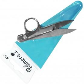 Tijera Corta hilos Metálica Palmera, para trabajos de bordado y manualidades para descoser y cortar hilos.