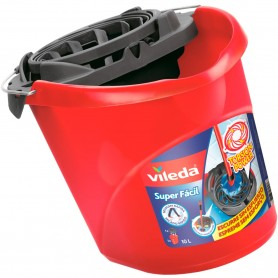 Cubo Fregona Vileda 10 litros Torsion Power Super fácil