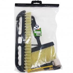 Kit Utensilios para empapelar (Brocha, cepillo, cutter y rulo juntas)