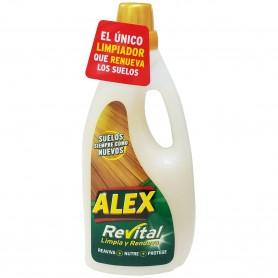Limpiador Renovador Suelos Madera Alex Revital