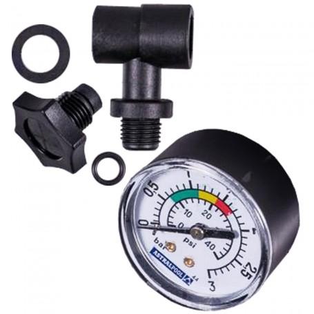 Manómetro Completo Astralpool 4404080104 para filtros de piscinas (tratamiento de aguas)