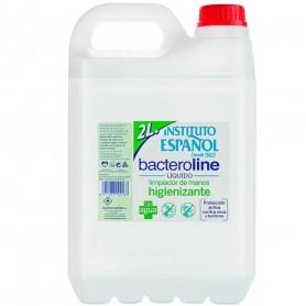 Líquido Hidroalcohólico Higienizante Manos 70% Alcohol Bacteroline Instituto Español