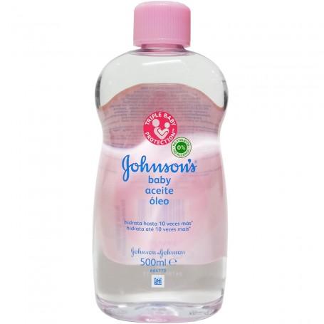 Aceite Johnson's Baby. Aceite Hidratante Corporal para bebé, niños, niñas y adultos.