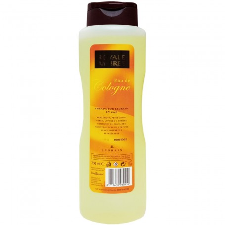 Agua de Colonia Royale Ambree 750 ml (bote grande colonia hombre)