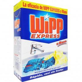 Wipp Express, Detergente en Polvo, Lavado a Mano