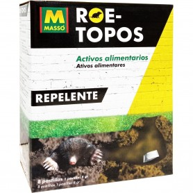 Repelente para Topos Masso Roe-Topos