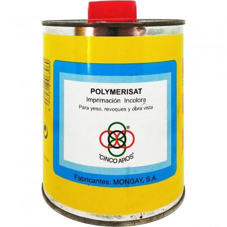 Imprimación impermeabilizante Incolora, POLYMERISAT, de Mongay Cinco Aros.