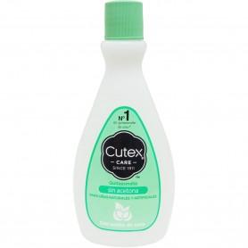 Cutex, Quitaesmalte de uñas suave, sin acetona