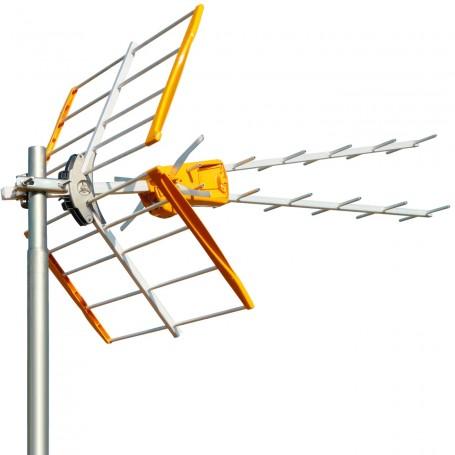 Antena V Zenit UHF, 1er Dividendo Digital (LTE790), CSG Technology