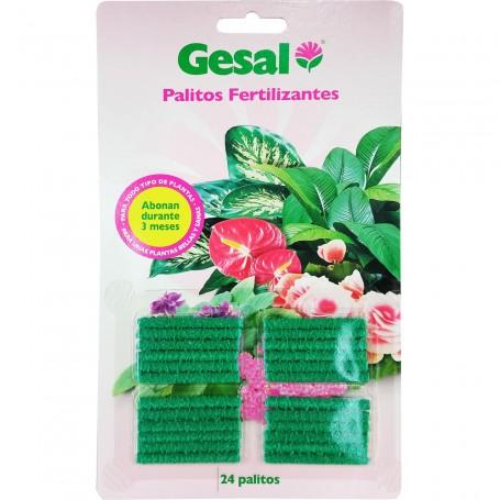 Palitos Fertilizantes, GESAL.