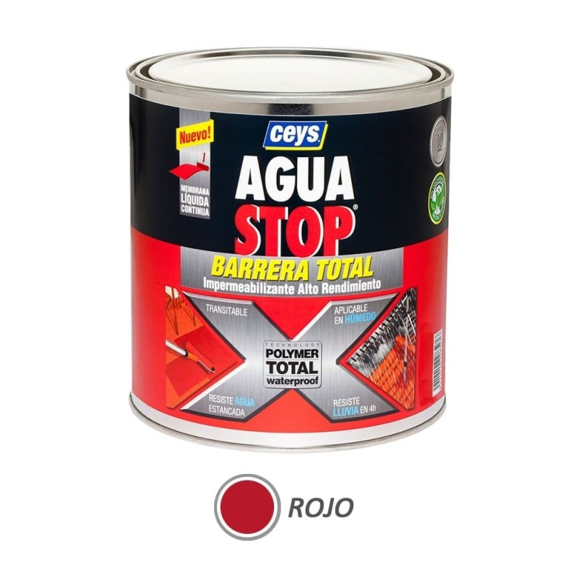 Agua Stop Ceys Pintura Impermeabilizante
