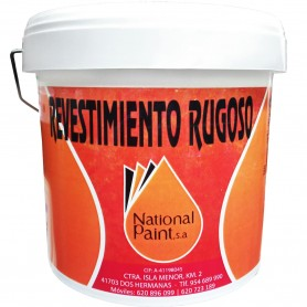 Revestimiento Rugoso Profesional National Paint