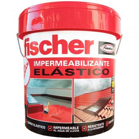 Impermeabilizante Elástico Fibrado Fischer