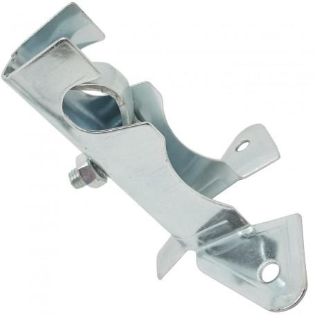 Soporte Metal Niquelado Barra Ø12 mm