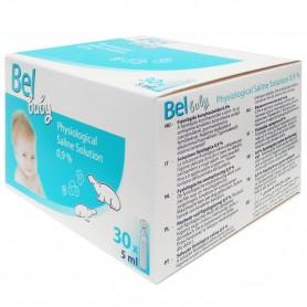 Solución fisiológica salina 0,9% para bebés