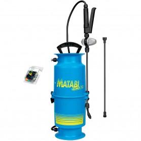 Pulverizador Matabi Kima 12 (8 litros) o Pulverizador Matabi Kima 6 (4 litros).
