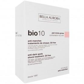Bio10, anti-manchas, Bella Aurora, piel mixta y grasa.