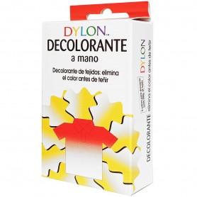 Decolorante para tejidos Dylon a mano, ideal para eliminar el color antes de teñir.