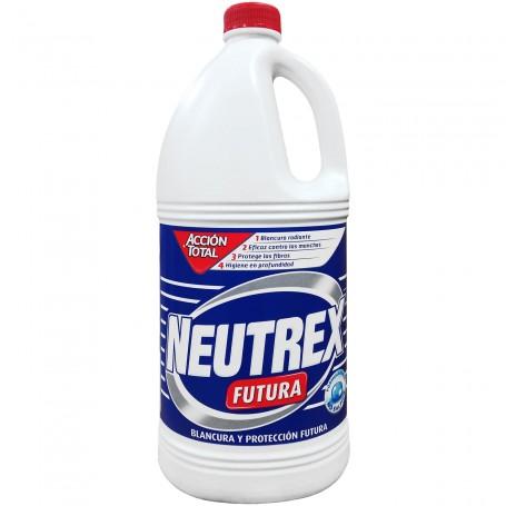 Lejía Lavadora Neutrex Futura 1,8 litros Bote Blanco
