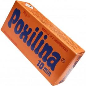 Poxilina, Masilla Fontanero de secado rápido.