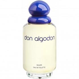 Don Algodón, EDT 200 ml, para una mujer alegre, elegante y joven.