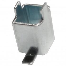 Cuadradillo reductor 8 mm a 6 mm para Picaportes AMIG