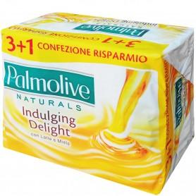 Pastilla Jabón de Manos Hidratante Palmolive Naturals, oferta 3 unidades.