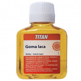 Goma Laca Titan Arts