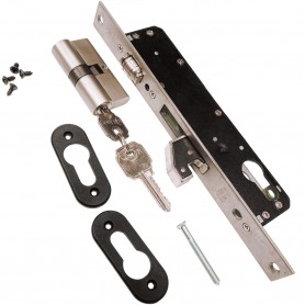 Cerradura LINCE 5571 para carpintería metálica.