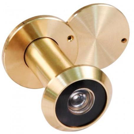 Mirilla para puertas, para puertas de espesor entre 35 a 60 mm