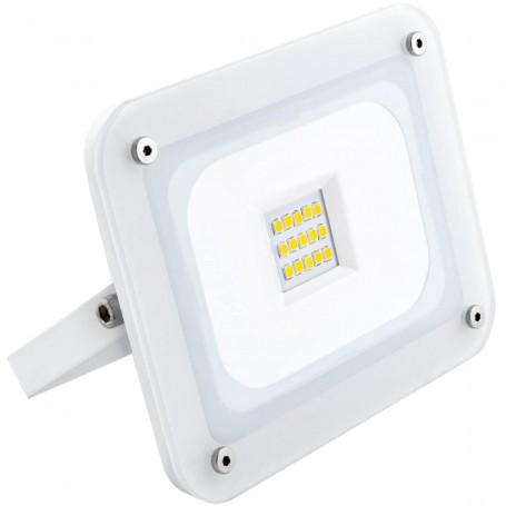 Foco Proyector Blanco LED, Luz Fría, IP65 MATEL