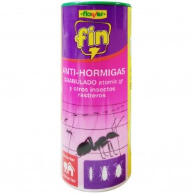 Insecticida Granulado antihormigas y otros insectos rastreros.