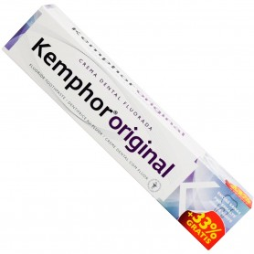 Dentrífico, Kemphor Original, Pasta de Dientes de Uso diario