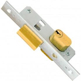 Cerradura Lince 5552 para Puertas Metálicas Estrechas