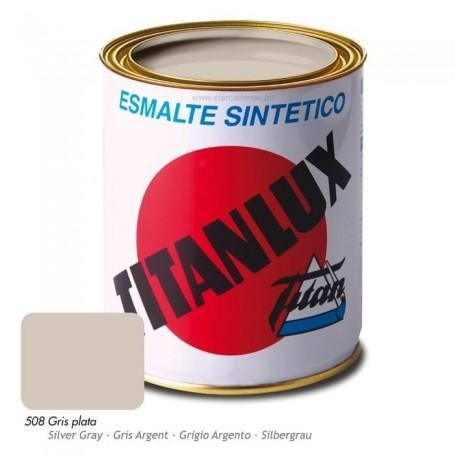 Esmalte Sintético Brillante Titanlux Colores