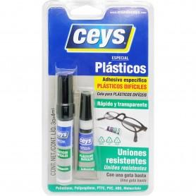 Especial Plásticos Difíciles Ceys