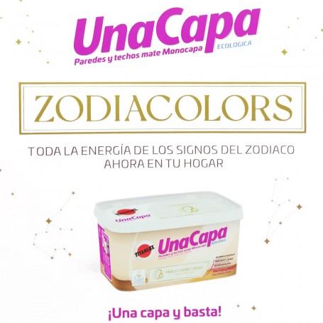 ZodiaColors, Titanlux Una Capa, pintura monocapa, los 12 colores del zodiaco.
