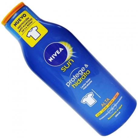 NIVEA Protege e Hidrata Protección Solar UVA UVB 200 ml