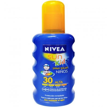 NIVEA Spray Protector Solar Kids SPF 30