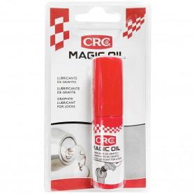 Lubricante Grafito Magic Oil para Cerraduras CRC