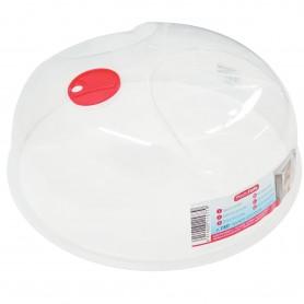 Tapa Microondas de Plástico Ø30 cm