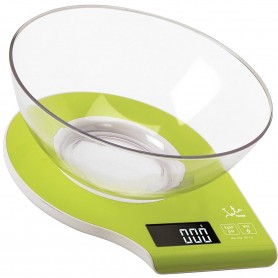 Báscula Digital Jata Cocina 5 Kg. Tramos de 1 Grs.